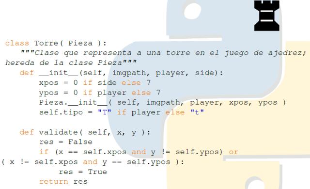 Clase Torre en Python