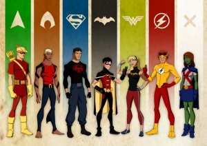 Young Justice Definitiva